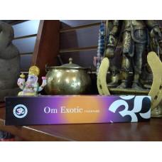 Om Exotic Incense