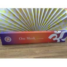 Om Musk Incense