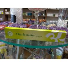 Om Jasmine Incense