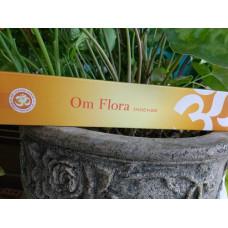 Om Flora Incense