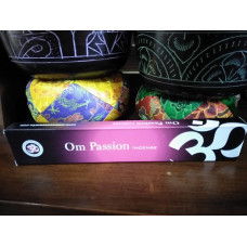 Om Passion Incense
