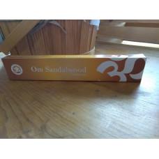Om Sandalwood Incense