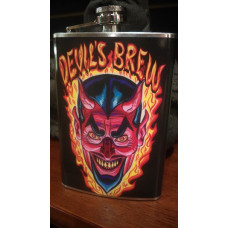 Evil Devil's Brew Flask