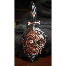 Shrunken Head Patch