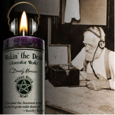 Wakin' The Dead Wicked Witch Mojo Candle