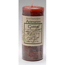 Coventry Creations Goddess Affirmation Candle