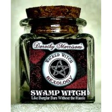 Wicked Witch Hexology Jars: Swamp Witch