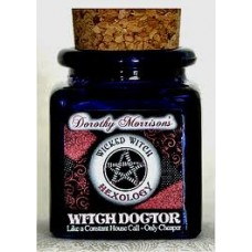 Wicked Witch Hexology Jars: Witch Doctor