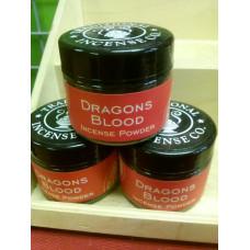 Dragons Blood Incense Powder