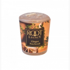 Root Votives—Ginger Patchouli