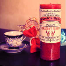 Coventry Creations Dragon's Blood Witch's Brew Candle