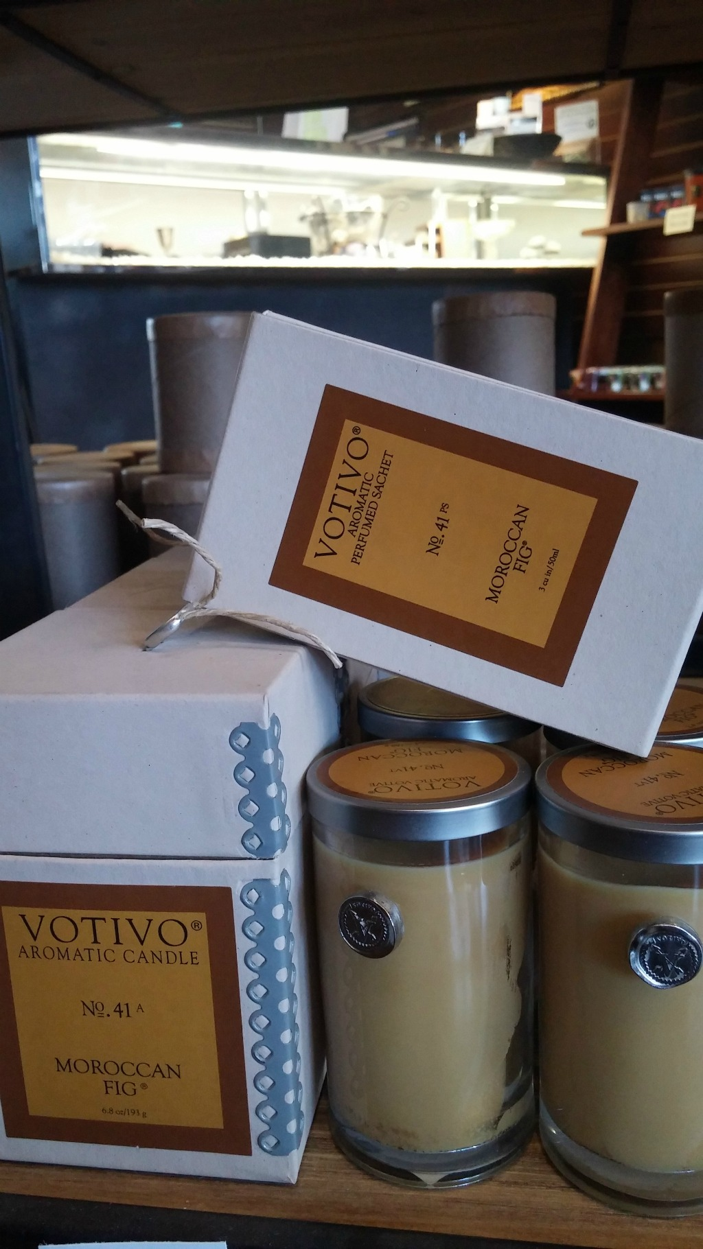 Votivo Moroccan Fig Candles 15% OFF This Week ONLY!! IN-Store Special
