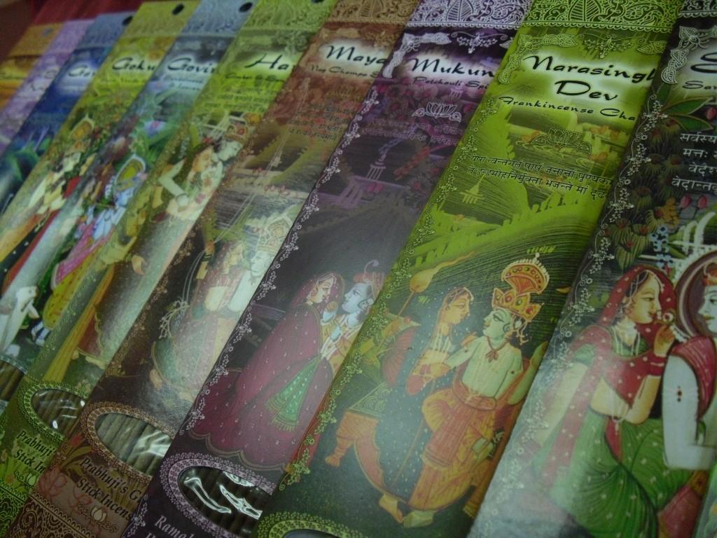Breanna's Picks: Incense from Prabhuji's Gifts