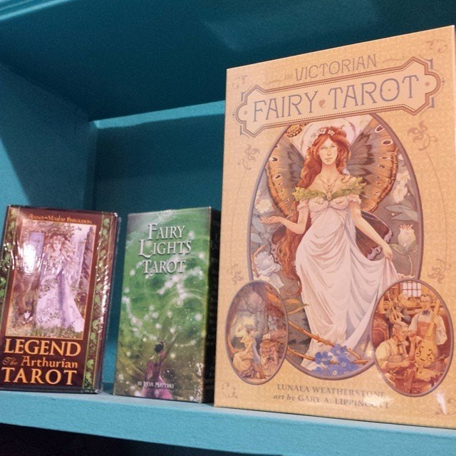 Staff Pick: Tarot Decks